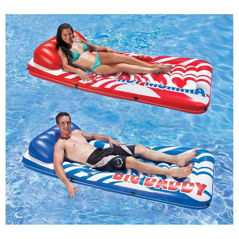 Poolmaster Hot Momma Big Daddy Mattress - Combo Pack - image 1 of 2