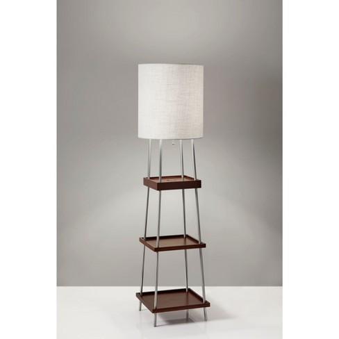 Wireless Charging Floor Lamp  - Adesso - image 1 of 4