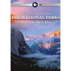 The National Parks: America's Best Idea (DVD)
