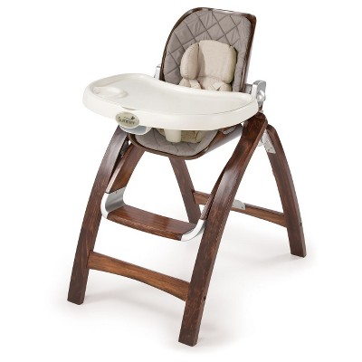 Summer Infant® Bentwood High Chair -Goose Down Gray