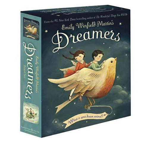 Emily Winfield Martin's Dreamers Board Boxed Set - (Board_book) - image 1 of 1