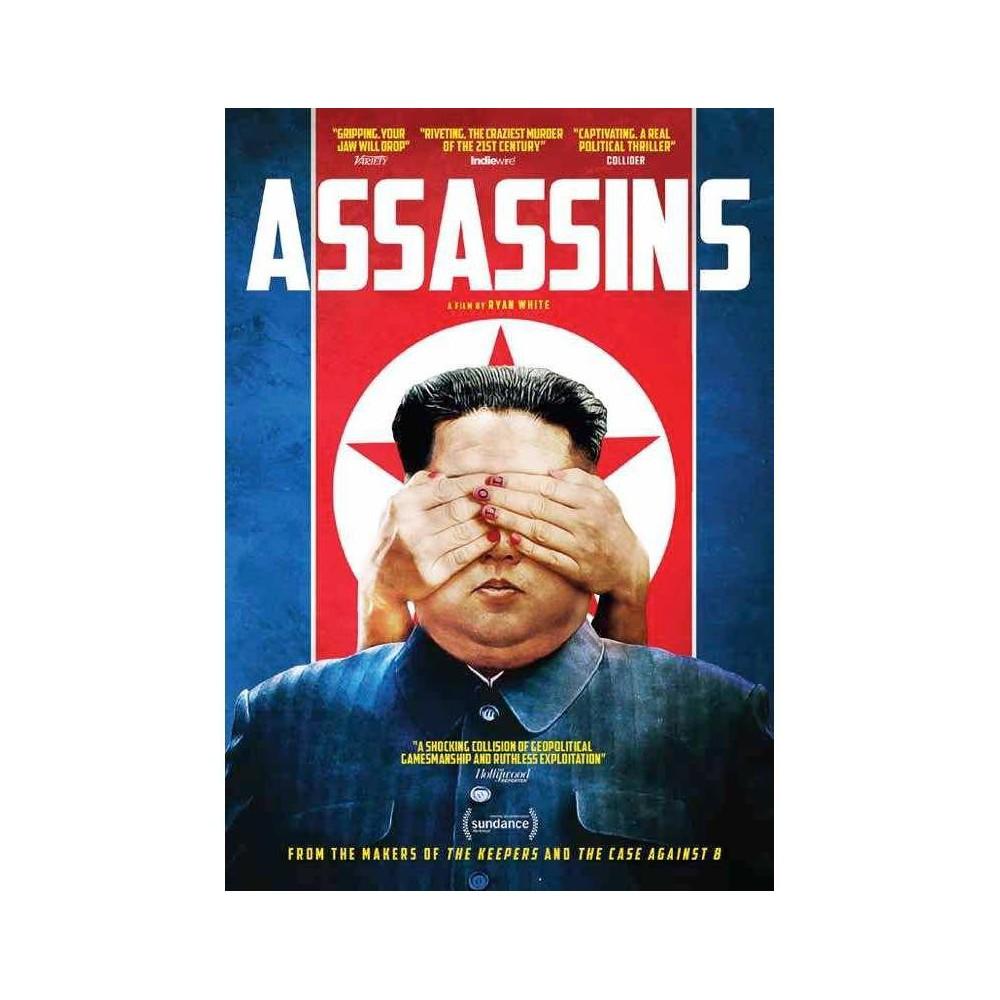 Assassins Dvd 2021
