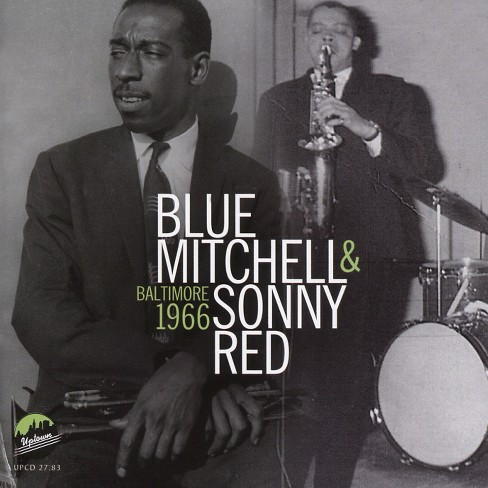 Blue mitchell - Baltimore 1966 (CD) - image 1 of 1