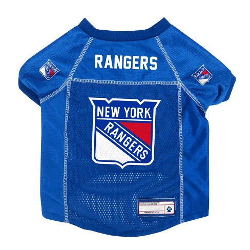 NHL New York Rangers Pet Jersey - image 1 of 4