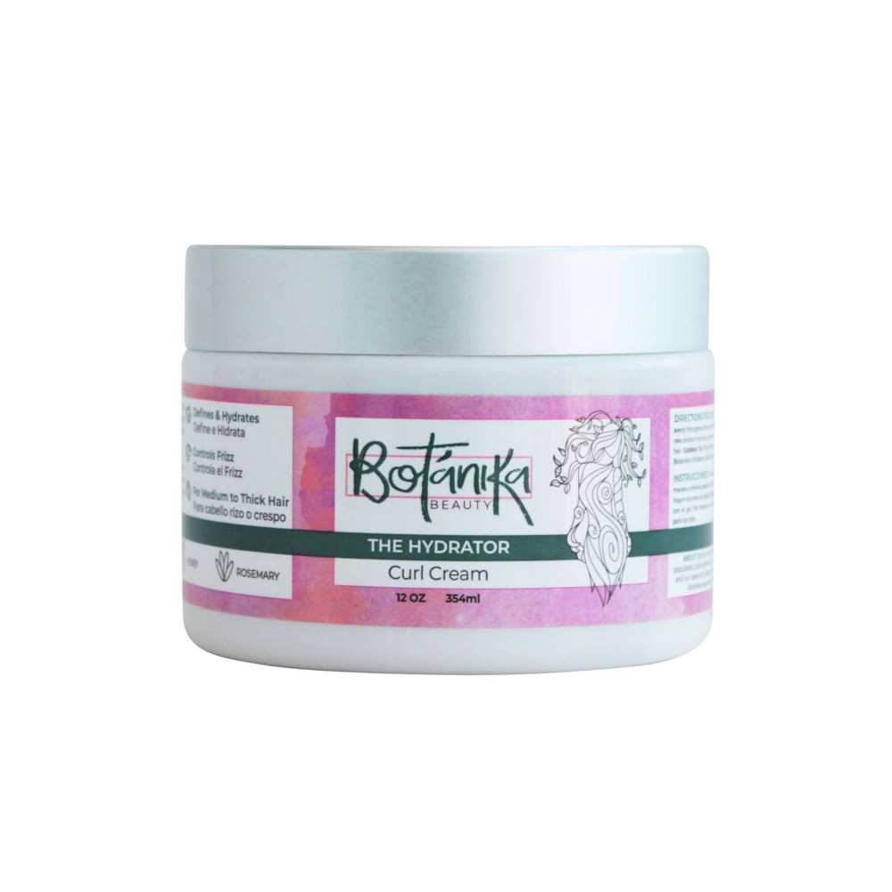 Image of Botanika The Hydrator Curl Cream - 12oz