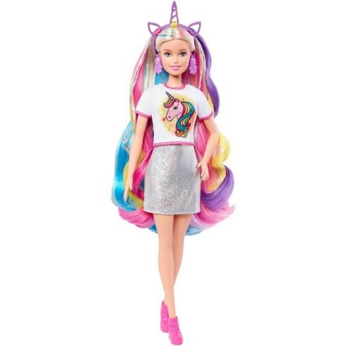 Barbie Fantasy Hair Doll - image 1 of 4