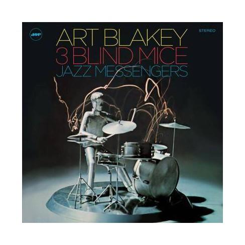Art Blakey - Three Blind Mice (Vinyl) - image 1 of 1