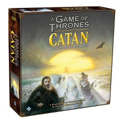 Settlers of Catan Game of Thrones Board Game