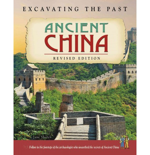 Ancient China (Revised) (Paperback) (Jane Shuter) - image 1 of 1