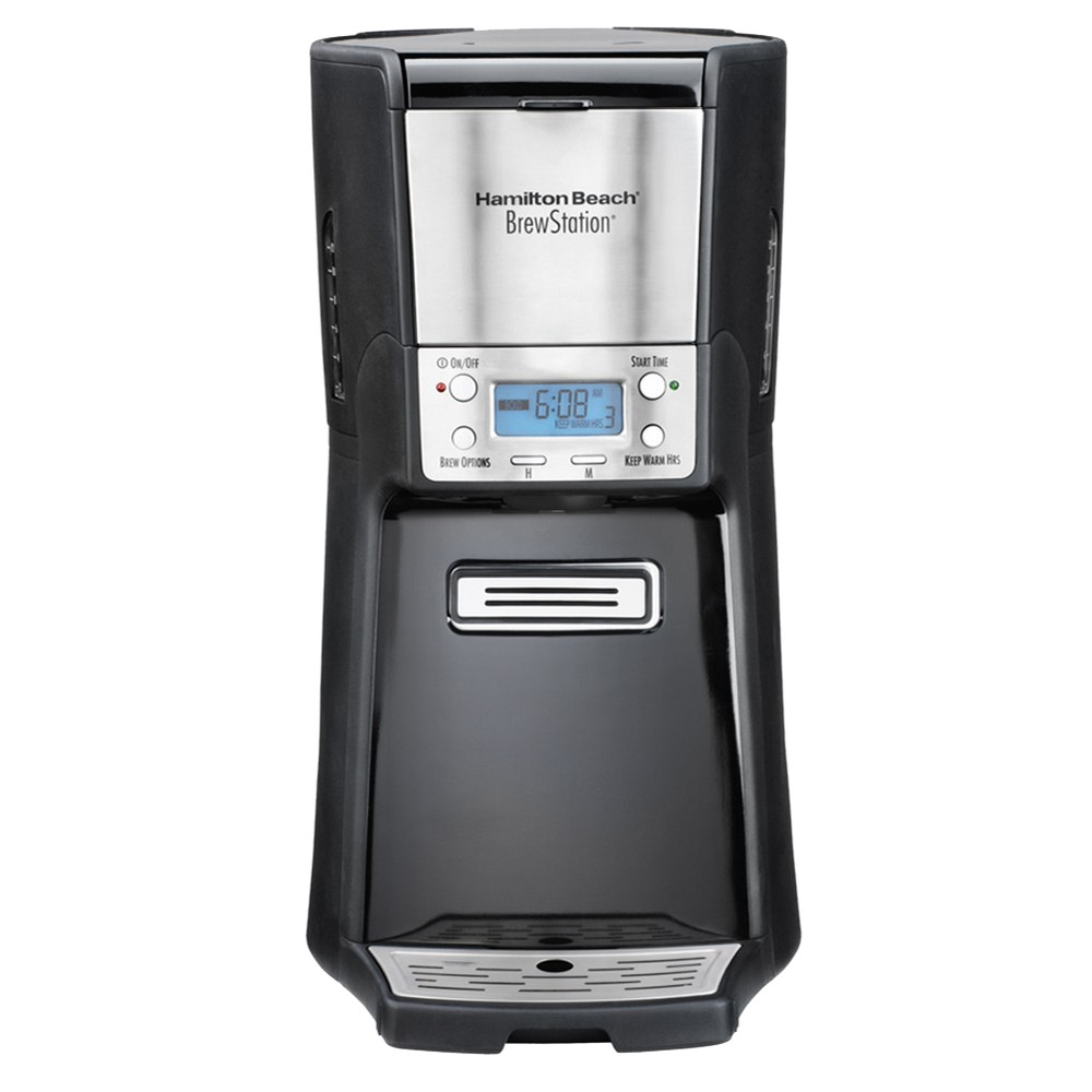 Hamilton Beach Summit Brewstation Coffee Maker- 48464, Black 11067944