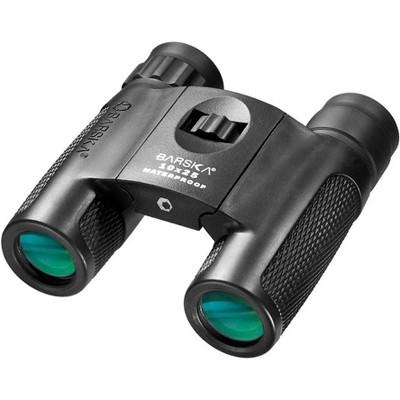 Barska 10x25mm WP Blackhawk  Compact Binocular - Black