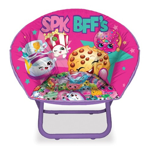 Cool Nick Jr Shopkins Toddler Saucer Chair Bralicious Painted Fabric Chair Ideas Braliciousco