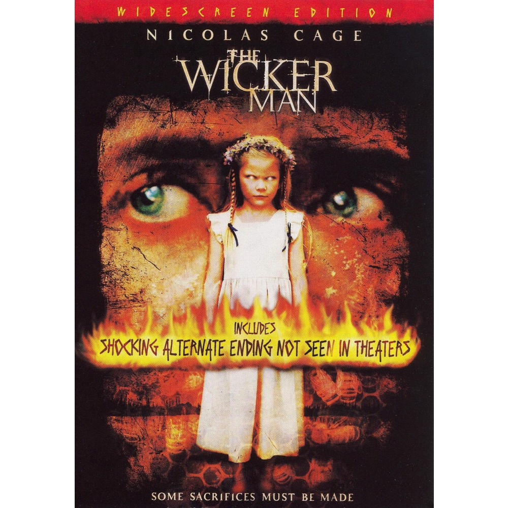 Wicker Man (Dvd), Movies