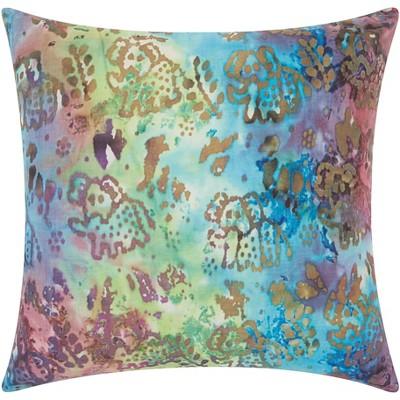 """Outdoor Pillows TI776 Multicolor 20"""" x 20"""""""