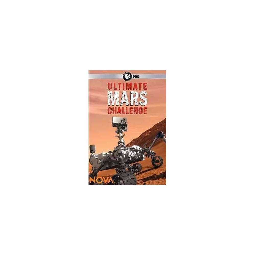 Nova:Ultimate Mars Challenge (Dvd)