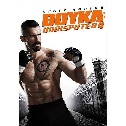 Boyka: Undisputed (DVD) - image 1 of 1
