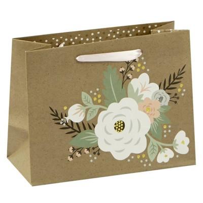 XSmall Floral Cub Gift Bag - Spritz™