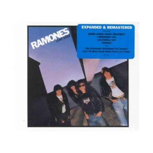 Ramones - Leave Home (CD) - image 1 of 2