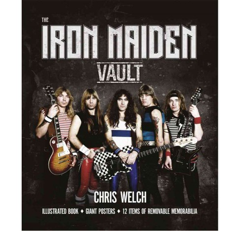 Iron Maiden Vault (Hardcover) (Chris Welch) - image 1 of 1