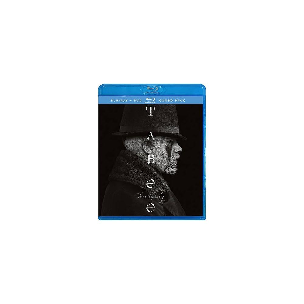 Taboo:Season 1 (Bd/Dvd Combo) (Blu-ray)