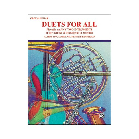 Alfred Duets for All B-Flat Trumpet Baritone T.C. - image 1 of 1