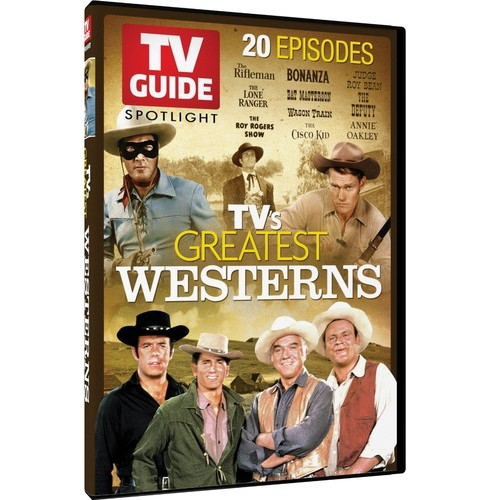TV Guide Spotlight: TV's Greatest Westerns [2 Discs] - image 1 of 1