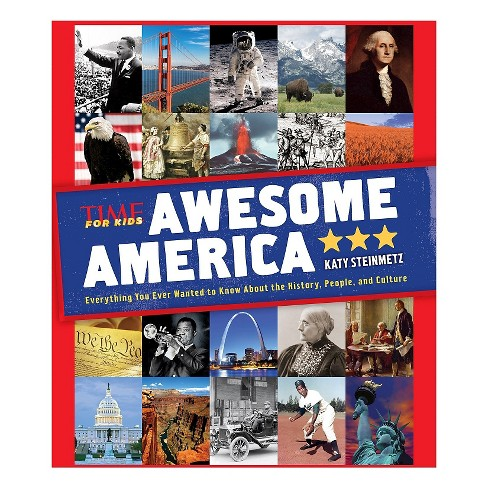 Awesome America ( Time for Kids) (Hardcover) - image 1 of 1