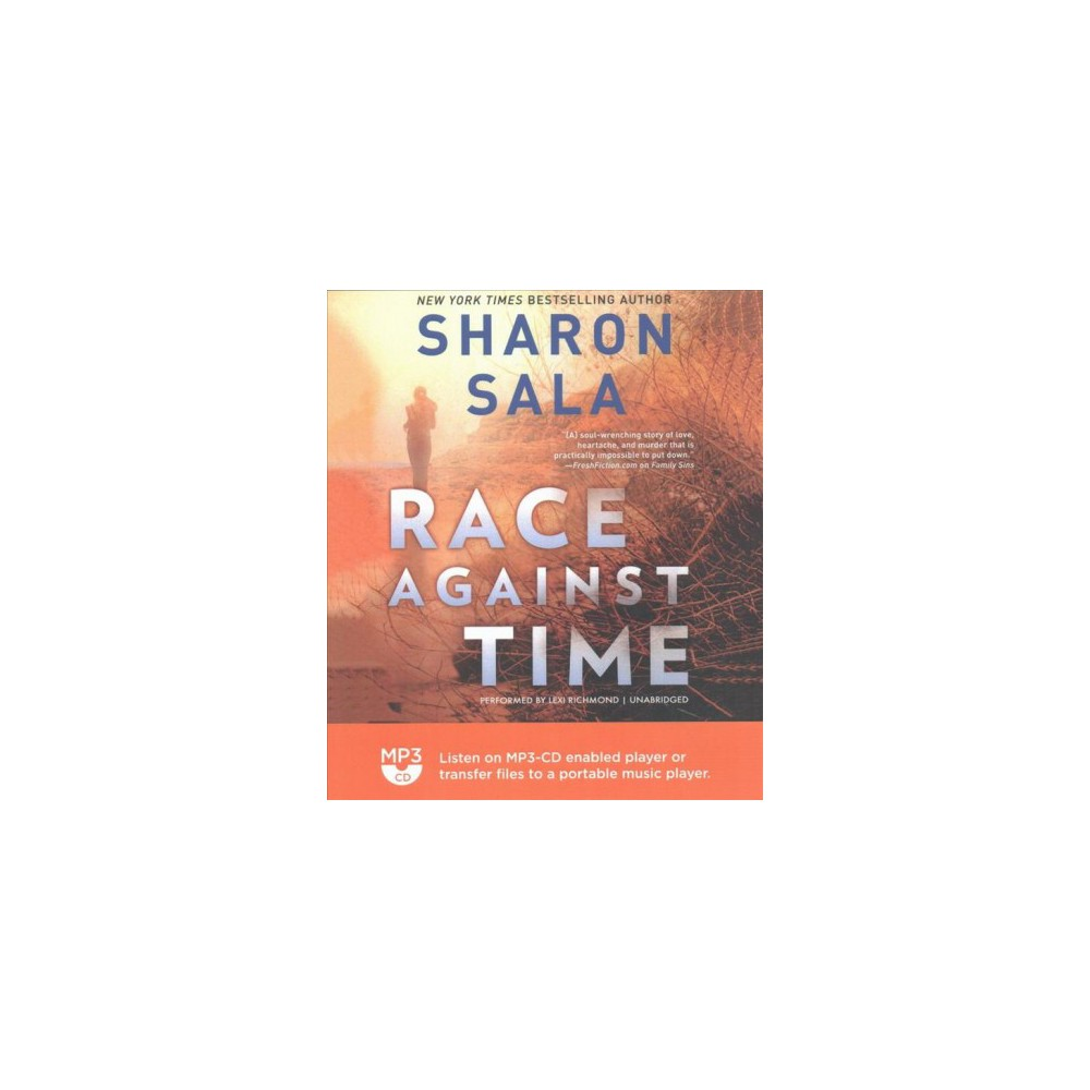 Race Against Time (MP3-CD) (Sharon Sala)