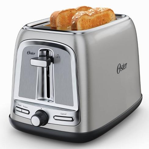 Oster 2 Slice Toaster - Brushed Stainless Steel TSSTTRJB29 - image 1 of 4
