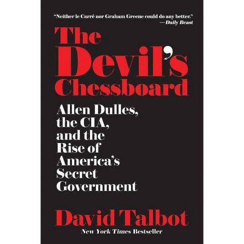The Devil's Chessboard - by  David Talbot (Paperback) - image 1 of 1