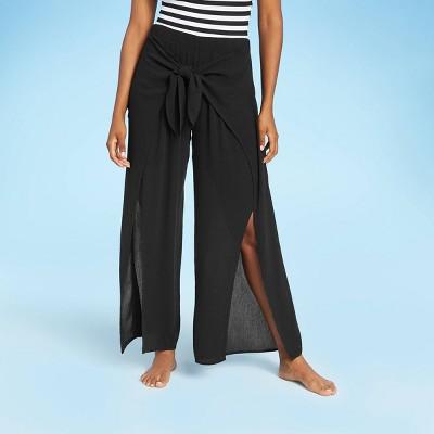 Women's Tie-Front Cover Up Pants - Kona Sol™