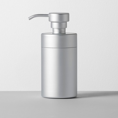 Solid Soap/Lotion Dispenser Aluminium - Made By Design™