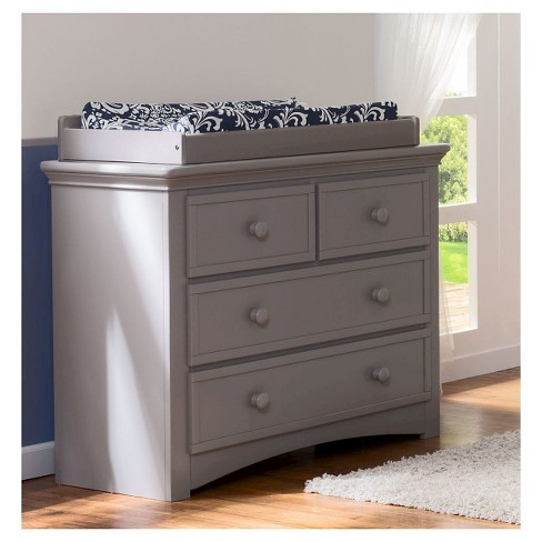 Tremendous Serta Baby Changing Table Gray Download Free Architecture Designs Embacsunscenecom