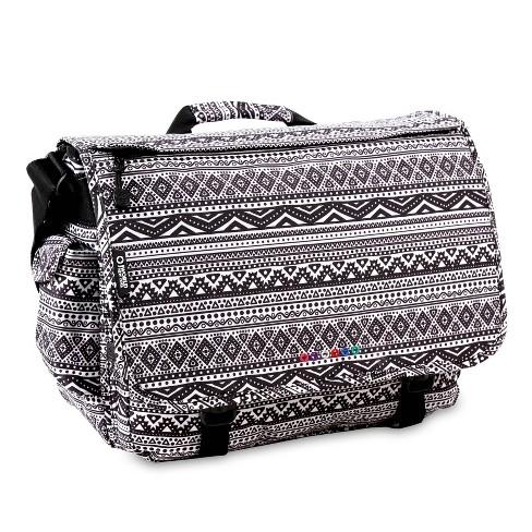J World Thomas Laptop Messenger Bag - Tribal - image 1 of 4