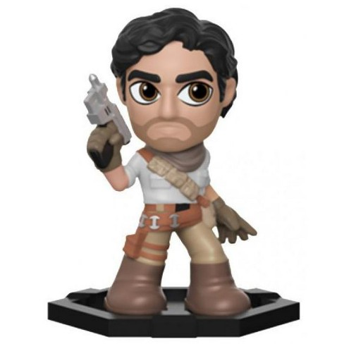 Funko Star Wars The Rise Of Skywalker Poe Dameron 1 12 Mystery Minifigure Loose Target
