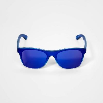 Boys' Wayfarer Sunglasses - Cat & Jack™ Blue