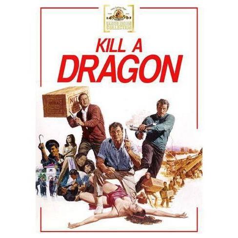 Kill A Dragon (DVD) - image 1 of 1