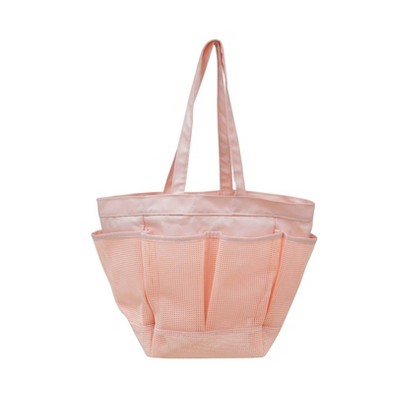 Mesh Shower Caddy Peach - Room Essentials™