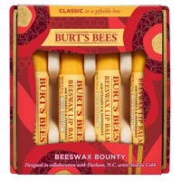 4-Ct Burts Bees Beeswax Bounty Classic Set
