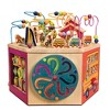 B. toys - Youniversity - Deluxe Wooden Activity Cube - image 3 of 4