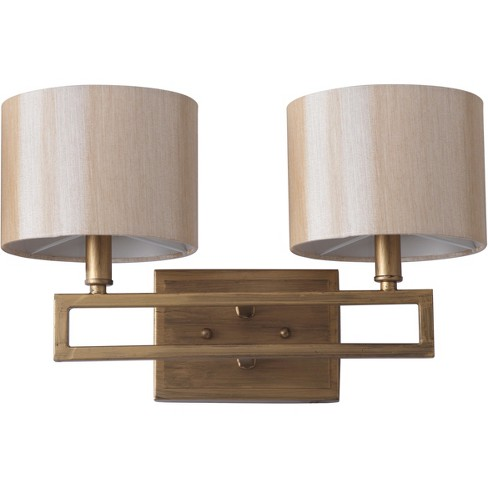 Catena Double Light Sconce - Safavieh® - image 1 of 3
