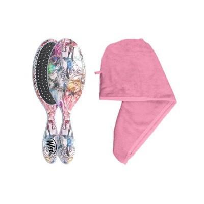 Wet Brush Detangle & Dry Kit - 2pc