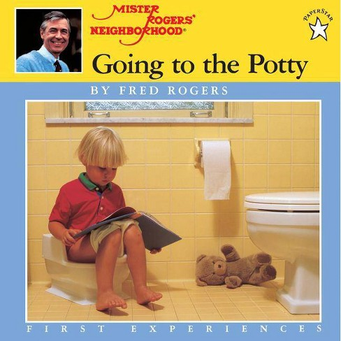 Going to the Potty - (Mr. Rogers) by  Fred Rogers (Paperback) - image 1 of 1