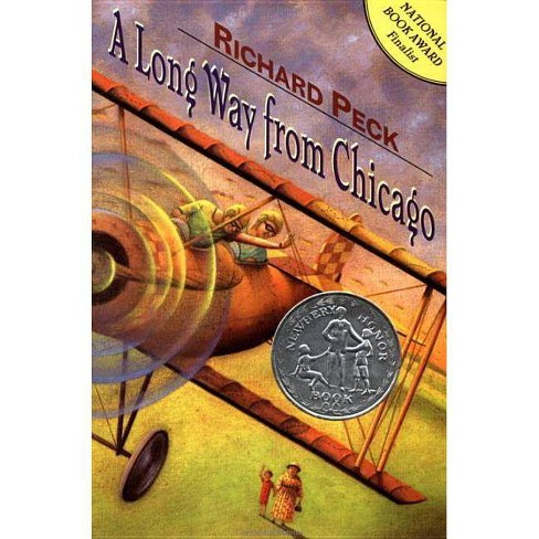 A Long Way from Chicago - (Puffin Modern Classics) by  Richard Peck (Hardcover) - image 1 of 1