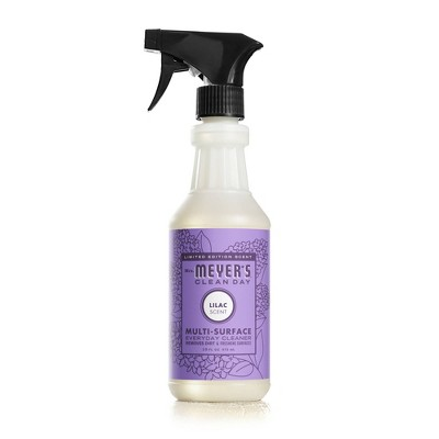 Mrs. Meyer's Clean Day Liquid All Purpose Cleaner - Lilac - 16 fl oz