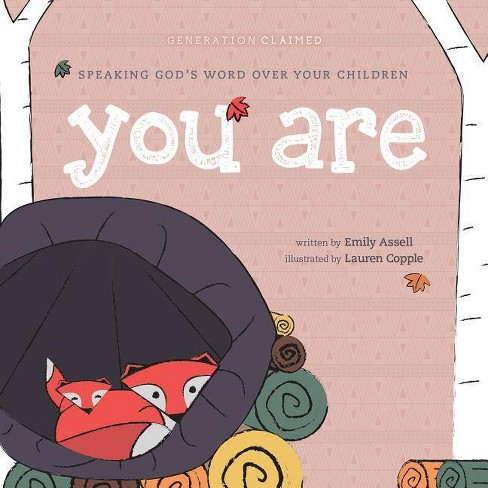 You Are - (Generation Claimed) by  Emily Assell (Board Book) - image 1 of 1