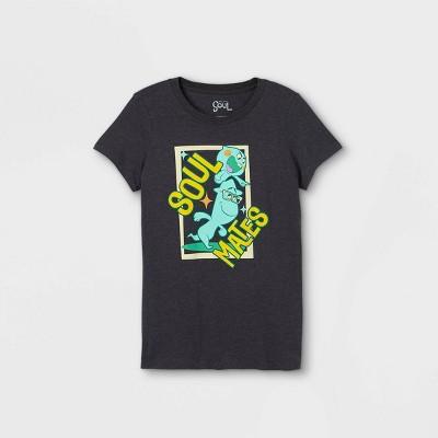 Boys' Disney 'Soul Mates' Short Sleeve T-Shirt - Black