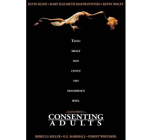 Consenting Adults (DVD) - image 1 of 1