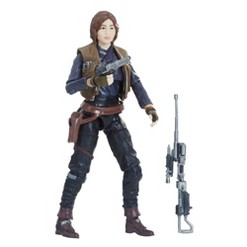 """Star Wars The Vintage Collection Jyn Erso 3.75"""" Figure"""