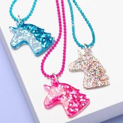 Girls' 3pk Unicorn Necklace - More Than Magic™